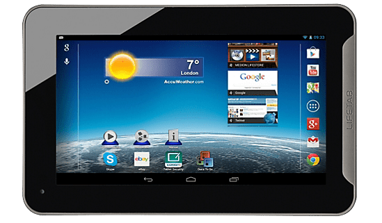 aldi medion lifetab review software performance camera page