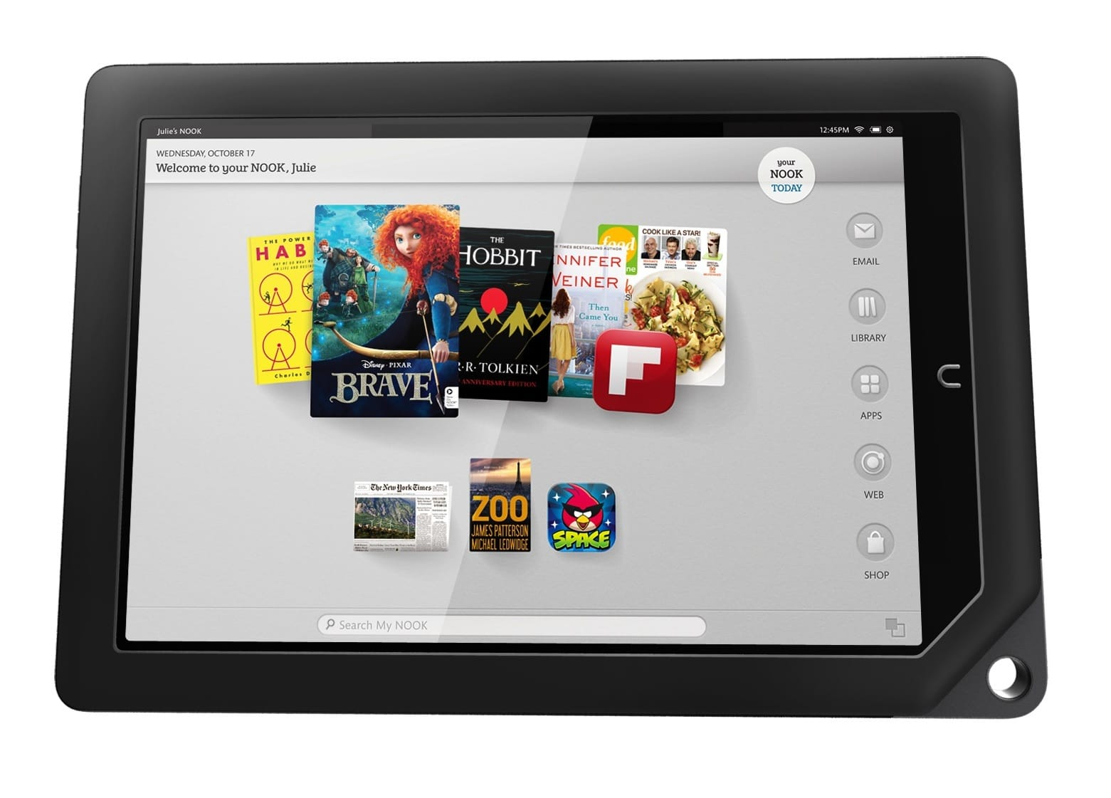 Nook hd+ 9 tablet deals