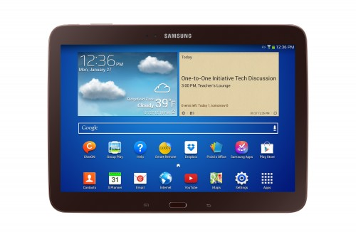Google Play for Education Adds Textbook Rentals, New Tablet from Samsung e-Reading Hardware Education Google
