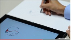 Qualcomm's  Snapdragon 805 Chip Turns Your Pad of Paper Into An Extension of Your Touchscreen e-Reading Hardware