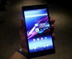 "Sony Announces a 6.4"" Smartphone Sans Phone e-Reading Hardware"