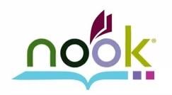NOOK sony kobo logo
