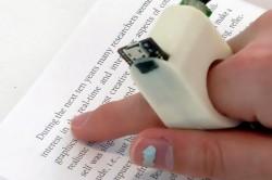 The FingerReader Picks up Where Braille Leaves Off (video) Uncategorized