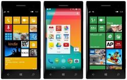 Microsoft Now Blocking Dual-OS Devices e-Reading Hardware Google Microsoft Windows