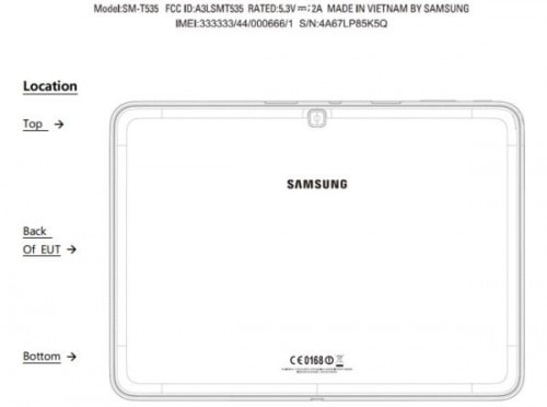 Leaked Benchmarks Show that Samsung Galaxy Tab 4 Models are Only a Slight Upgrade e-Reading Hardware
