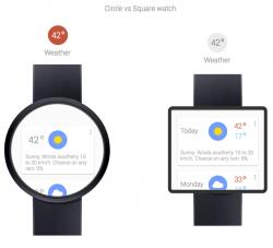 New Specs Leaked on Google's Smartwatch Google