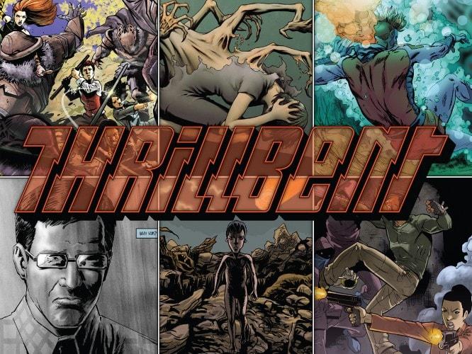 Indie Comics Publisher Thrillbent Launches iPad App, Subscription Plan Comics & Digital Comics e-Reading Software Subscriptions