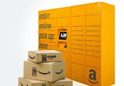 How do I find an Amazon Locker, Amazon Books, or Amazon Pop-Up Store Location? Amazon