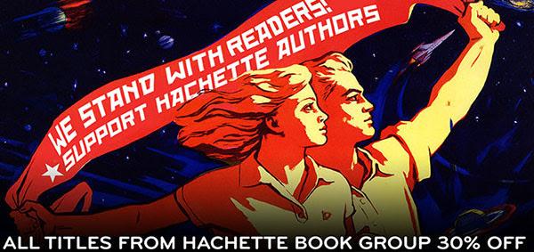 Zola Books Cooks up a Sale  Over Amazon-Hachette Conflagration Amazon eBookstore Publishing