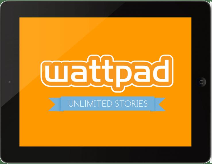 wattpad ipad