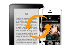 Amazon Brings Whispersync for Voice to the UK Amazon Audiobook Kindle