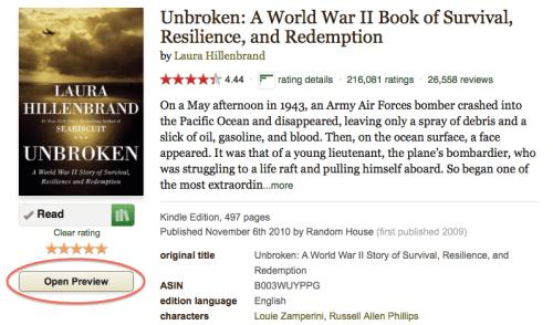 Goodreads Adds Kindle eBook Previews Amazon Social Media Social reading