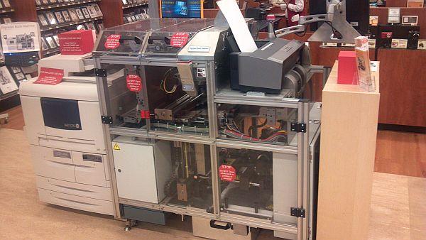B&N Tests Espresso Book Machines in Stores as the Kodak-OnDemandBooks Partnership Falls Through | The Digital Reader