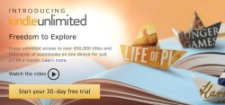 Kindle Unlimited Now Slightly More So, Launches in the UK Amazon Kindle (platform)