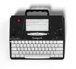 The Hemingwrite Retro Word Processor Hits Kickstarter E-ink e-Reading Hardware Writing