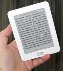 """Kobo Mini 5"""" eReader on Sale - $49 e-Reading Hardware Kobo"""
