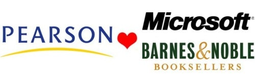 B&N Buys Out Pearson Stake in Nook Media for $28 Million Barnes & Noble eBookstore