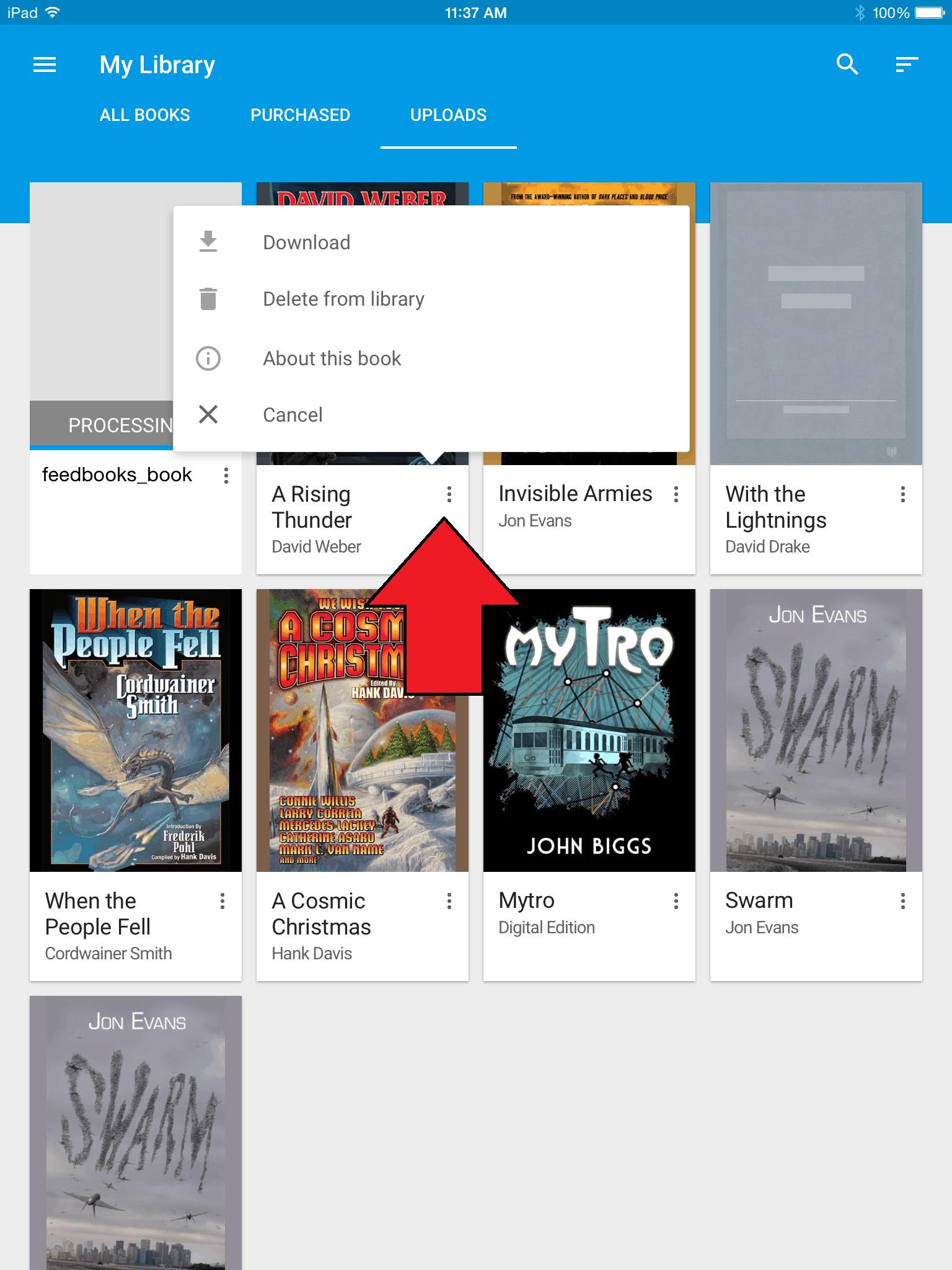UPLOAD PDF TO IPAD BOOKS DOWNLOAD