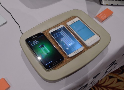 rezence wireless charging