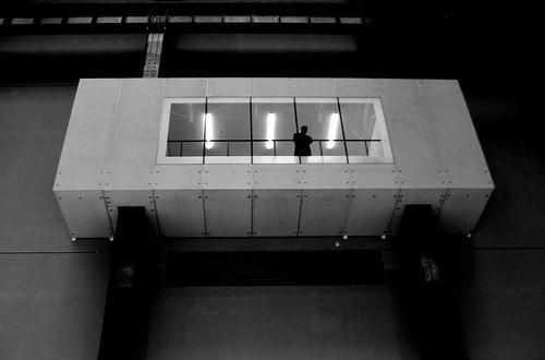 2005-11-12 - United Kingdom - England - London - Tate Modern - Rachel Whiteread - EMBANKMENT - Evil Overlord
