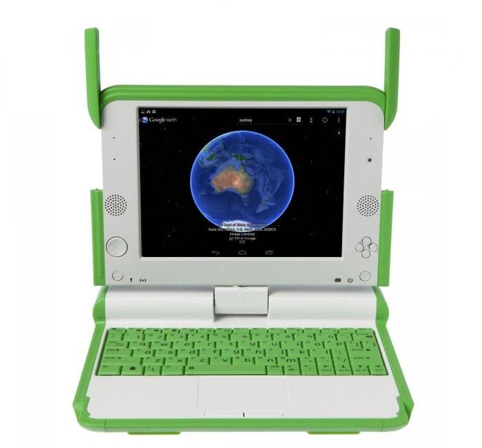infinity one laptop. OLPC Australia Launches The XO Duo Laptop, Runs Android Jelly Bean E-Reading Hardware Infinity One Laptop O