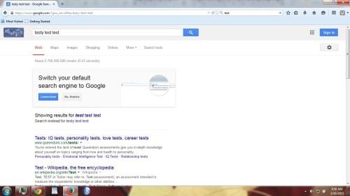 google nag firefox