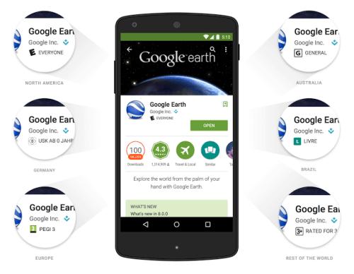 Google Adds Human App Review Process, Adopts Country-Sensitive Ratings Google Google Play