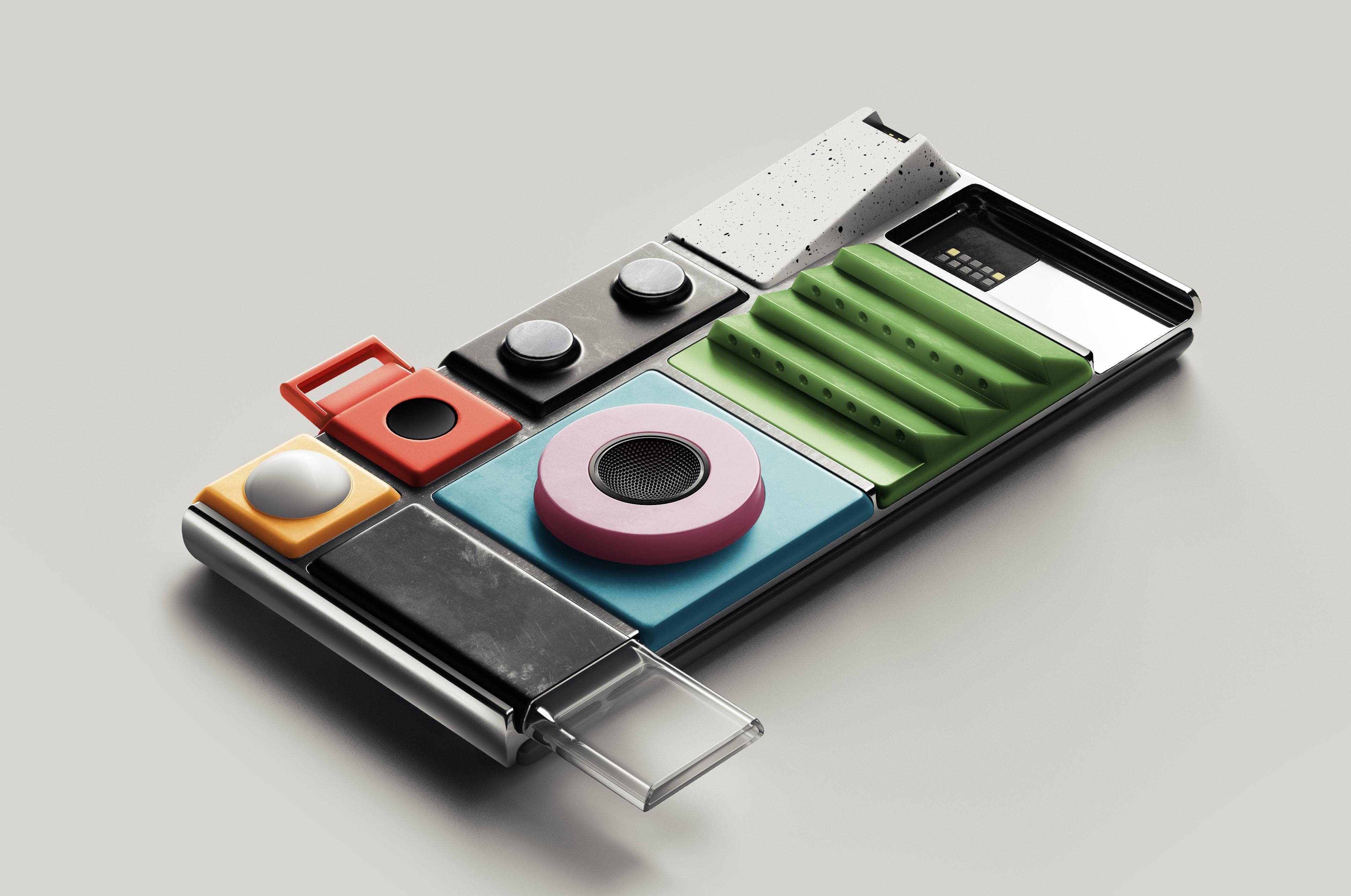 Intersoft's Do-Ra Module Turns a Project Ara Smartphone ...