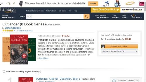 How Long Has Amazon Been Selling eBook Bundles in the Kindle Store? Amazon Bundles