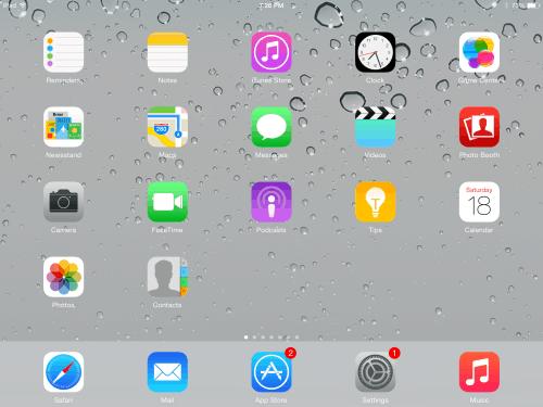 apple ipad bloatware