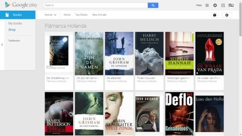 Flamanca Hollanda google play books pirate