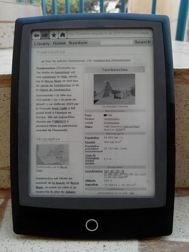 Wikipedia_on_Cybook