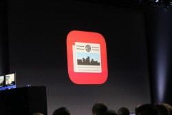 apple news wwdc keynote