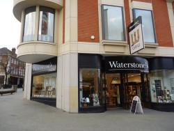 Waterstones Bucks Bookstore Bust, Plans Preeminent Palace of Books Bookstore