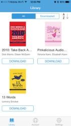 HarperCollins' New Audiobook App is Hobbled by Its Broken Website Audiobook eBookstore Publishing