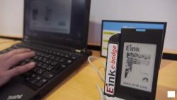 e-ink badge smart