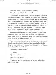 Harry Potter eBooks Arrive in iBooks as Enhanced Editions eBookstore iBooks