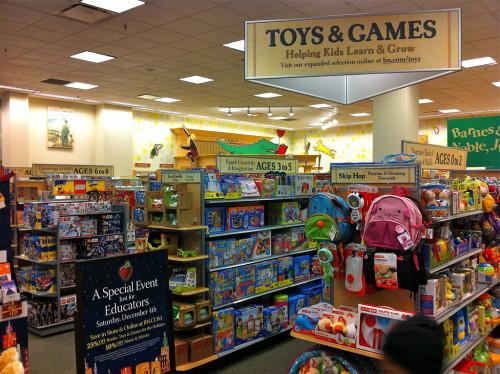 B&N a Bookseller No Longer? Barnes & Noble