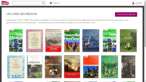 SNCF's New eBook Subscription Service Validates the Kindle Unlimited Model Streaming eBooks Subscriptions
