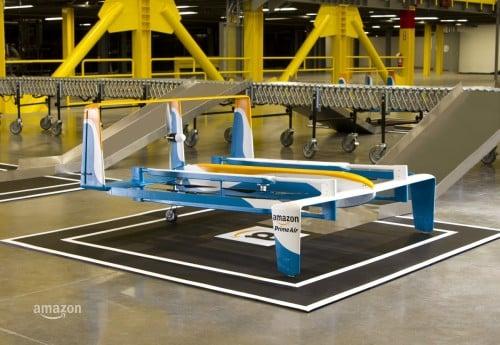 amazon prime air drone 2015