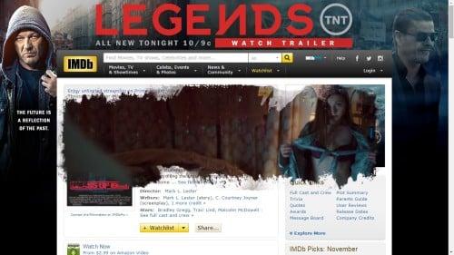imdb advert blight