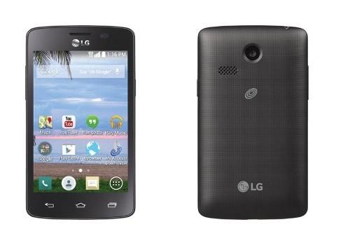 lg luck 16 smartphone