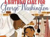 washington cake birthday