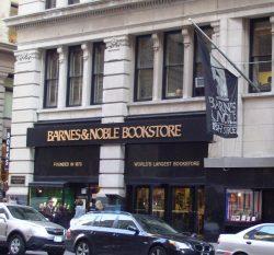 Barnes & Noble Founder Len Riggio to Step Down in September Barnes & Noble