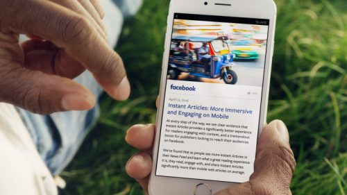 Apple, Facebook Make Arbitrary Demands on News Publishers Aggregators iDevice Web Publishing