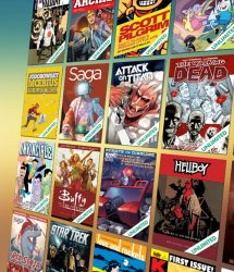 Comixology Unlimited is a Fountain of Graphic Novels and Digital Comics for just $6 a Month Comics & Digital Comics Comixology Streaming eBooks