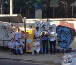 Daring Heist Results in Stolen Little Free Library in Brazil Libraries