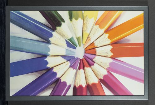 Up Close With E-ink's New High Resolution Color ePaper Displays E-ink e-Reading Hardware