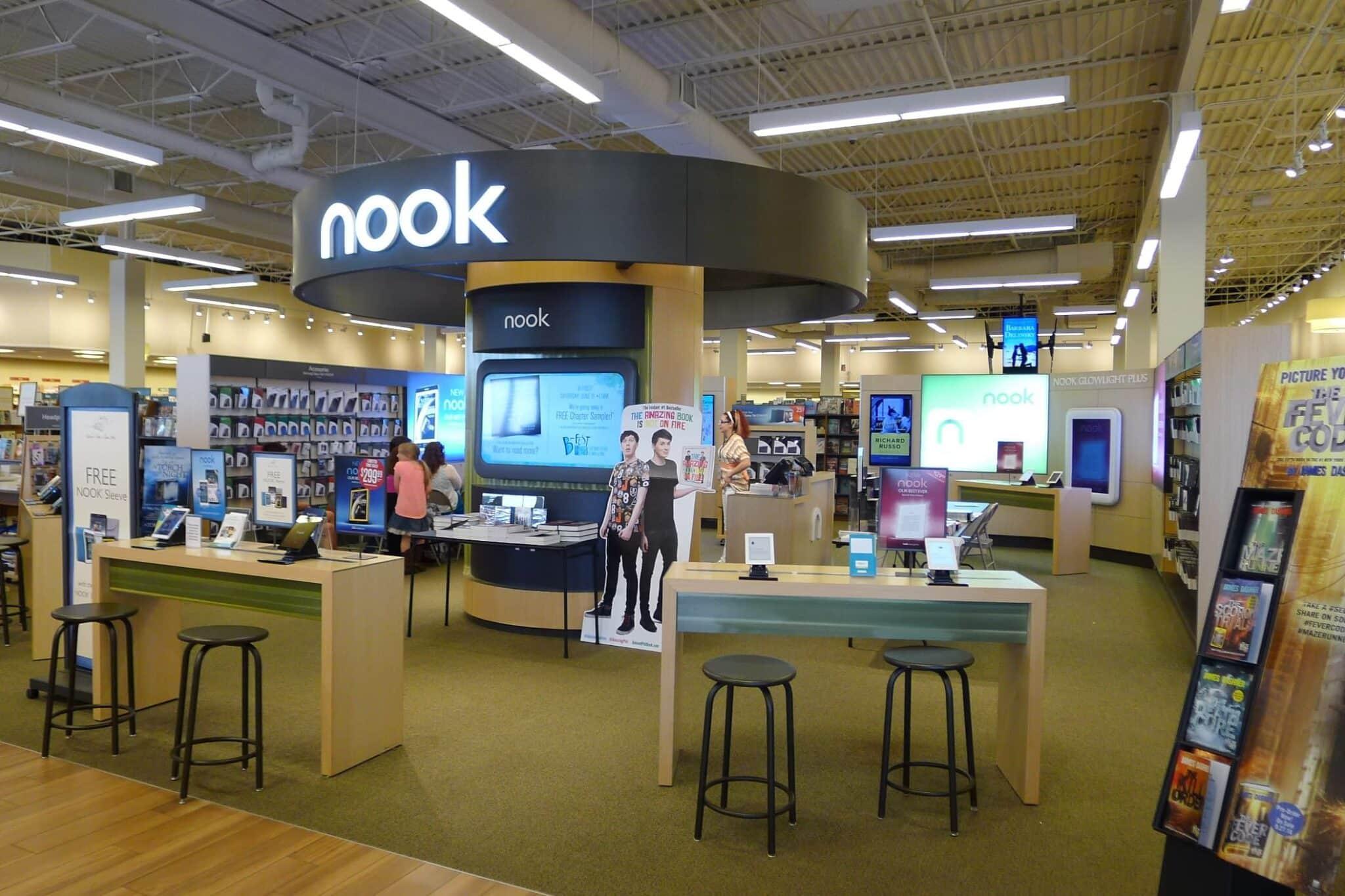 Inside the BN Pilot Store in Fredericksburg VA