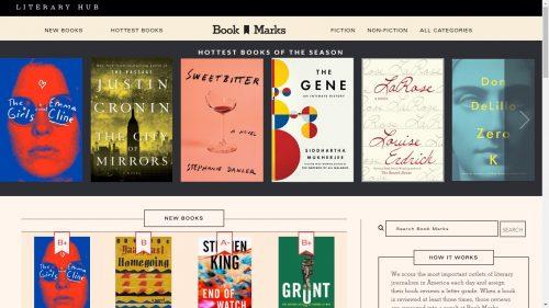 book marks literary hub